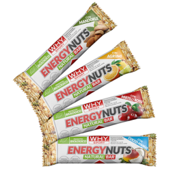 WHY Sport Energy Nuts - Barretta energetica 35g