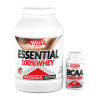 WHY Sport ESSENTIAL 100% WHEY + BCAA 1000 + B6 100 CPR OMAGGIO