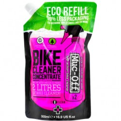 Muc-Off Nano Tech Bike Cleaner Concentrato 500ml - Ricarica detergente concentrato