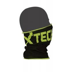 XTECH XT92 Nero Giallo - Scaldacollo multiuso