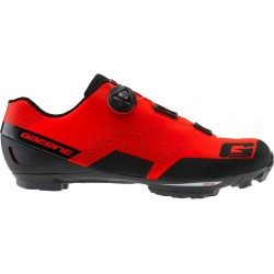 GAERNE Scarpe MTB HURRICANE MATT RED