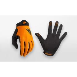 BLUEGRASS UNION Arancione - Guanti MTB
