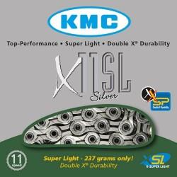 Catena KMC X10EL Silver