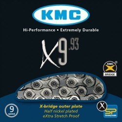 KMC X9.93 Grey - Catena 19V