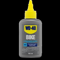 WD-40 BIKE WET - lubrificante catena condizioni umide 100ml