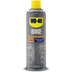 WD-40 BIKE SGRASSANTE - sgrassante spray 500ml