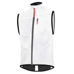Zerorh+ Zero Wind Vest Bianco