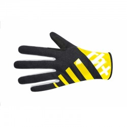 Zerorh+ Feel Glove Black/Yellow Fluo - Guanti invernali