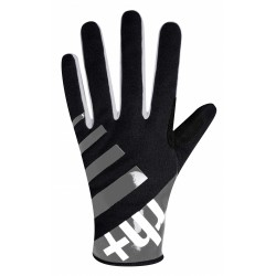 Zerorh+ Feel Glove Black/Red - Guanti invernali