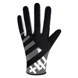 Zerorh+ Feel Glove Black/Red - Guanti invernali