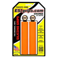 ESIgrips Racer's Edge Red - manopole in silicone 50g