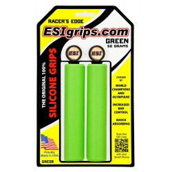 ESIgrips Racer's Edge Green - manopole in silicone 50g