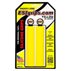 ESIgrips Racer's Edge Yellow - manopole in silicone 50g
