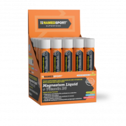Named Sport Magnesium liquid + Vtamina B6 25 ml