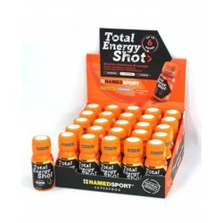 Named Sport Total Energy Shot Orange 60 ml